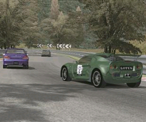 Sega GT 2002 Xbox Xtreme Retro 5