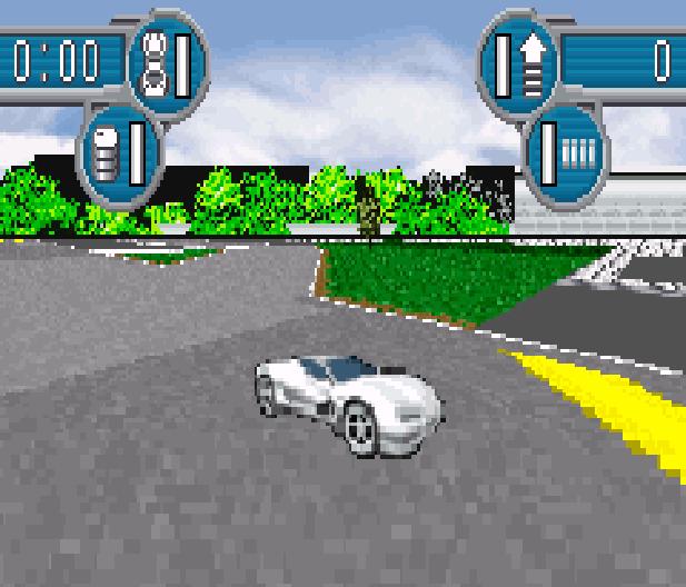 SpyHunter Arcade Midway Game Boy Advance GBA Xtreme Retro 1
