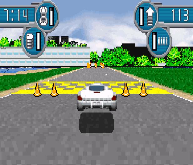SpyHunter Arcade Midway Game Boy Advance GBA Xtreme Retro 4