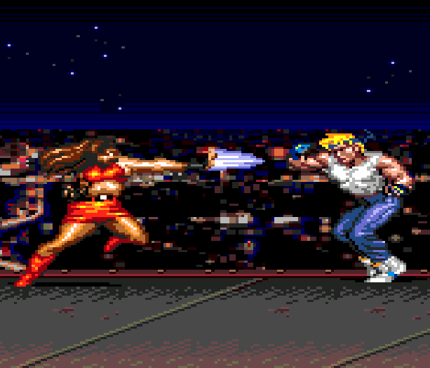 Streets of Rage Bare Knuckle 3 Sega Genesis Mega Drive Beat em up Xtreme Retro 11
