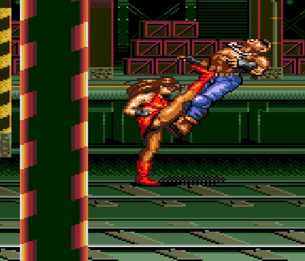 Streets of Rage Bare Knuckle 3 Sega Genesis Mega Drive Beat em up Xtreme Retro 12