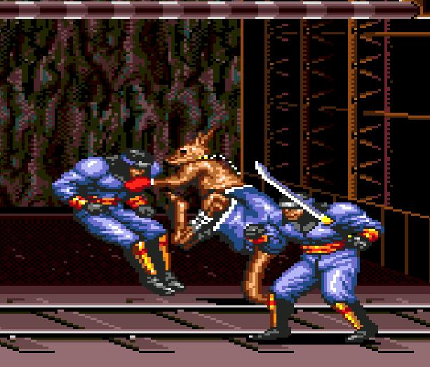 Streets of Rage Bare Knuckle 3 Sega Genesis Mega Drive Beat em up Xtreme Retro 13