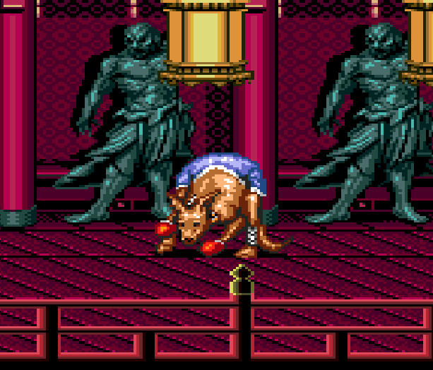 Streets of Rage Bare Knuckle 3 Sega Genesis Mega Drive Beat em up Xtreme Retro 15