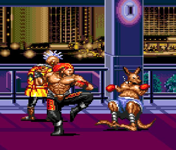 Streets of Rage Bare Knuckle 3 Sega Genesis Mega Drive Beat em up Xtreme Retro 16