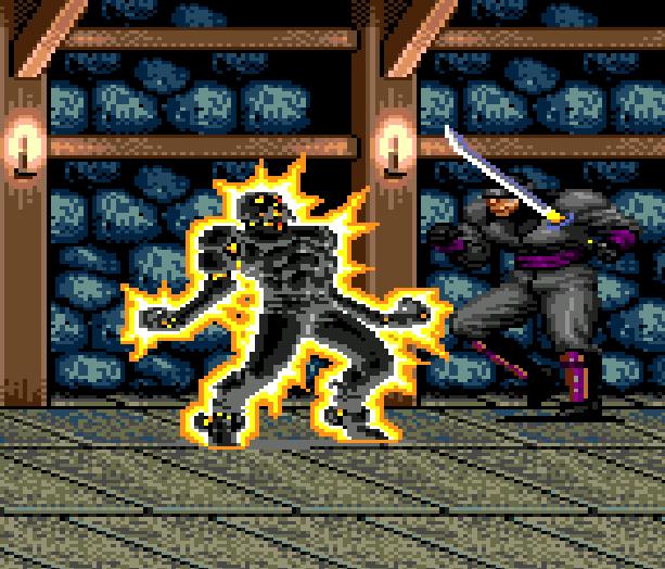 Streets of Rage Bare Knuckle 3 Sega Genesis Mega Drive Beat em up Xtreme Retro 17