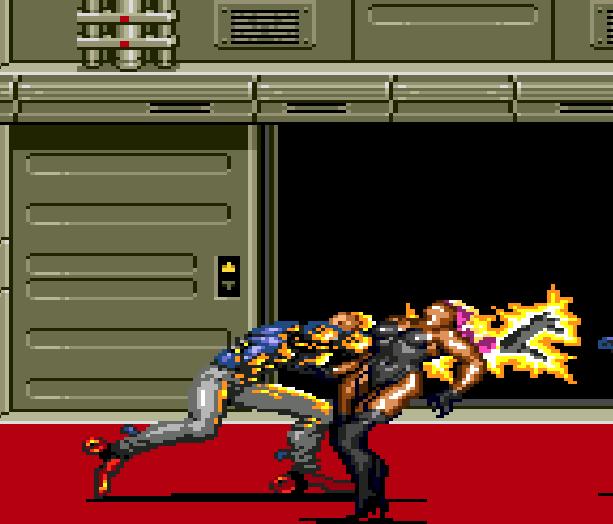 Streets of Rage Bare Knuckle 3 Sega Genesis Mega Drive Beat em up Xtreme Retro 18