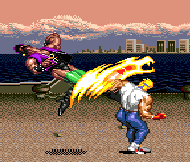 Streets of Rage Bare Knuckle 3 Sega Genesis Mega Drive Beat em up Xtreme Retro 2