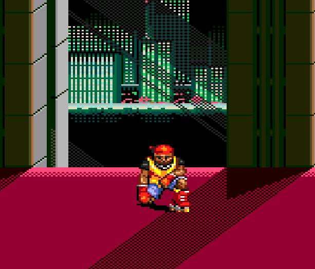 Streets of Rage Bare Knuckle 3 Sega Genesis Mega Drive Beat em up Xtreme Retro 20