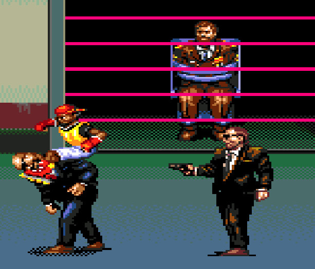 Streets of Rage Bare Knuckle 3 Sega Genesis Mega Drive Beat em up Xtreme Retro 22