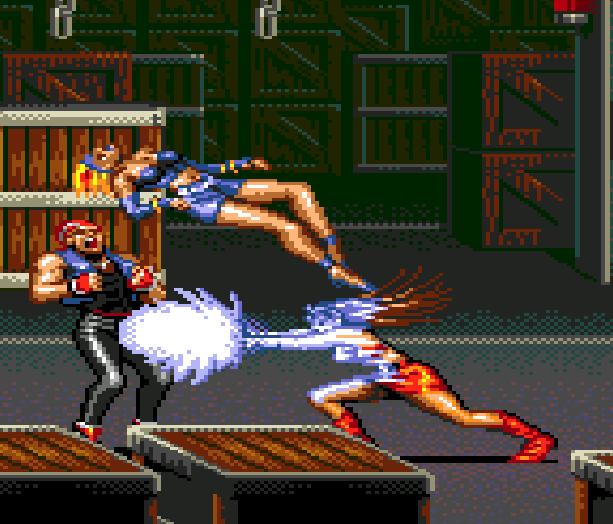 Streets of Rage Bare Knuckle 3 Sega Genesis Mega Drive Beat em up Xtreme Retro 24