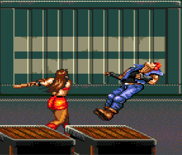Streets of Rage Bare Knuckle 3 Sega Genesis Mega Drive Beat em up Xtreme Retro 25