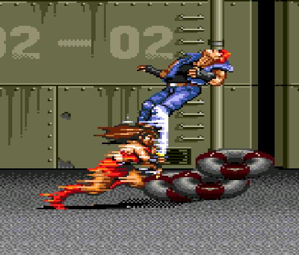 Streets of Rage Bare Knuckle 3 Sega Genesis Mega Drive Beat em up Xtreme Retro 26