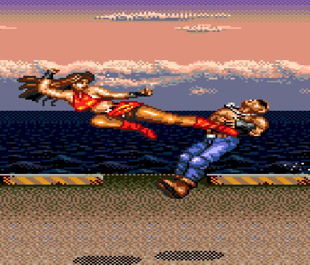 Streets of Rage Bare Knuckle 3 Sega Genesis Mega Drive Beat em up Xtreme Retro 27