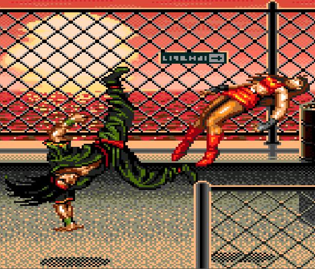 Streets of Rage Bare Knuckle 3 Sega Genesis Mega Drive Beat em up Xtreme Retro 28