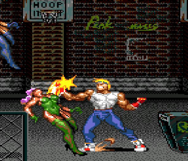 Streets of Rage Bare Knuckle 3 Sega Genesis Mega Drive Beat em up Xtreme Retro 3