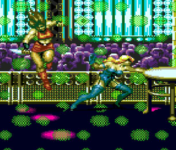 Streets of Rage Bare Knuckle 3 Sega Genesis Mega Drive Beat em up Xtreme Retro 30
