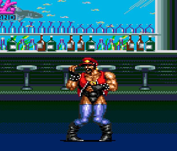 Streets of Rage Bare Knuckle 3 Sega Genesis Mega Drive Beat em up Xtreme Retro 31
