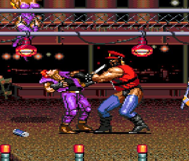 Streets of Rage Bare Knuckle 3 Sega Genesis Mega Drive Beat em up Xtreme Retro 32