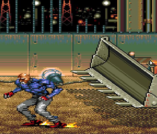 Streets of Rage Bare Knuckle 3 Sega Genesis Mega Drive Beat em up Xtreme Retro 33