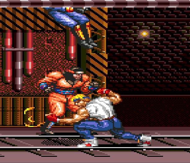 Streets of Rage Bare Knuckle 3 Sega Genesis Mega Drive Beat em up Xtreme Retro 35