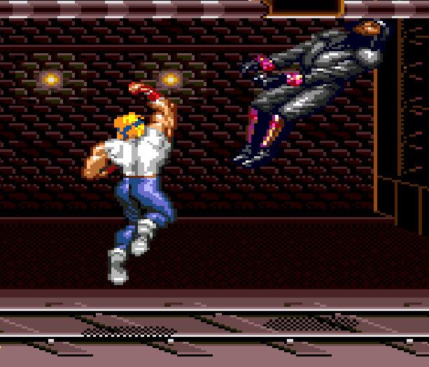 Streets of Rage Bare Knuckle 3 Sega Genesis Mega Drive Beat em up Xtreme Retro 36