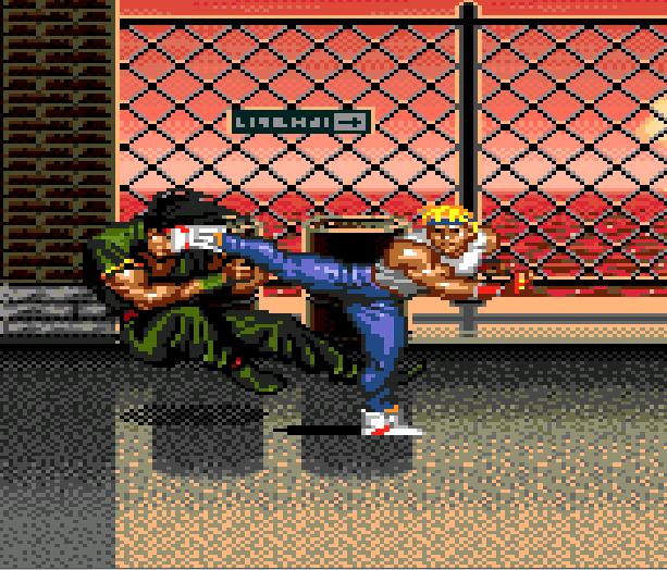 Streets of Rage Bare Knuckle 3 Sega Genesis Mega Drive Beat em up Xtreme Retro 4
