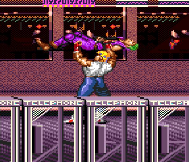 Streets of Rage Bare Knuckle 3 Sega Genesis Mega Drive Beat em up Xtreme Retro 5