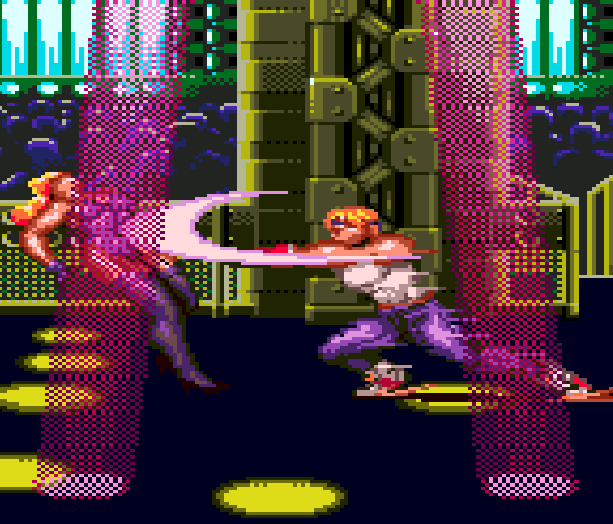 Streets of Rage Bare Knuckle 3 Sega Genesis Mega Drive Beat em up Xtreme Retro 7