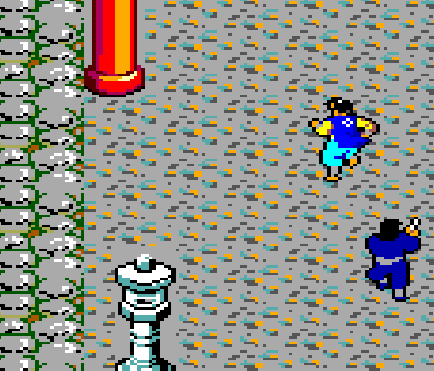 The Ninja Sega Master System Xtreme Retro 3