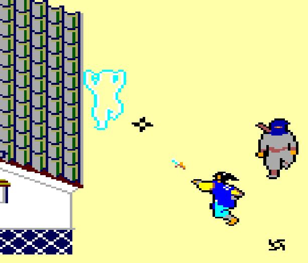 The Ninja Sega Master System Xtreme Retro 4