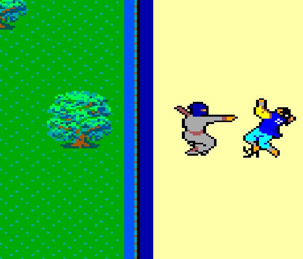 The Ninja Sega Master System Xtreme Retro 5
