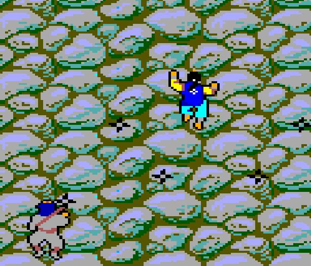 The Ninja Sega Master System Xtreme Retro 6