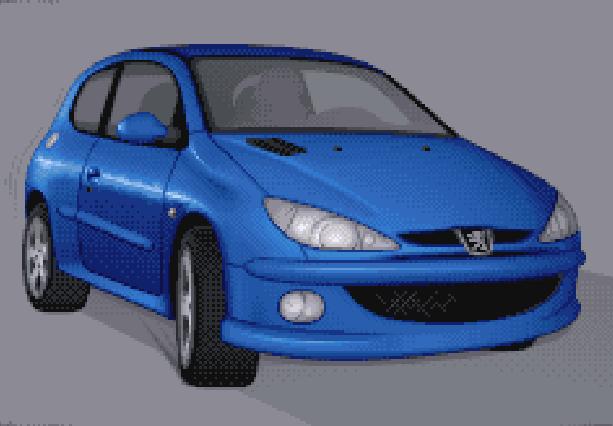 V-Rally 3 Infogrames Pixel Art Game Boy Advance Pixel Art Xtreme Retro