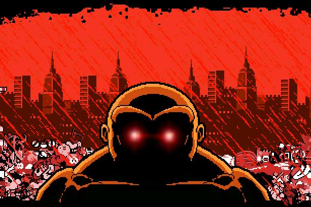 Abobos Big Adventure Pixel Art Xtreme Retro Ultimate NES Tribute