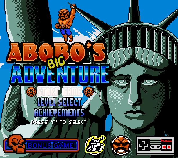 Abobos Big Adventure Xtreme Retro 1