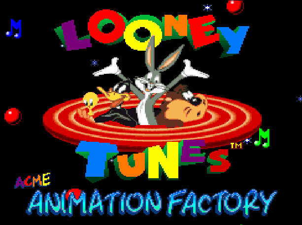 Acme Animation Factory SNES Xtreme Retro 1