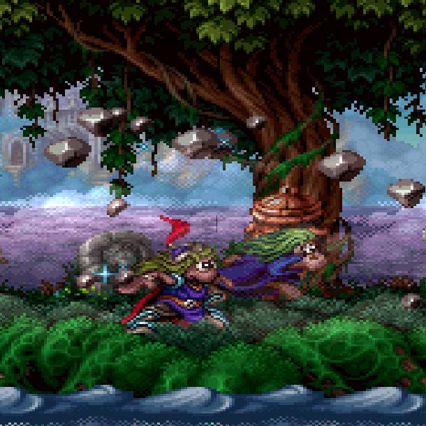 Adventures of Lomax Psygnosis Lemmings PlayStation PSX PSOne Xtreme Retro 8