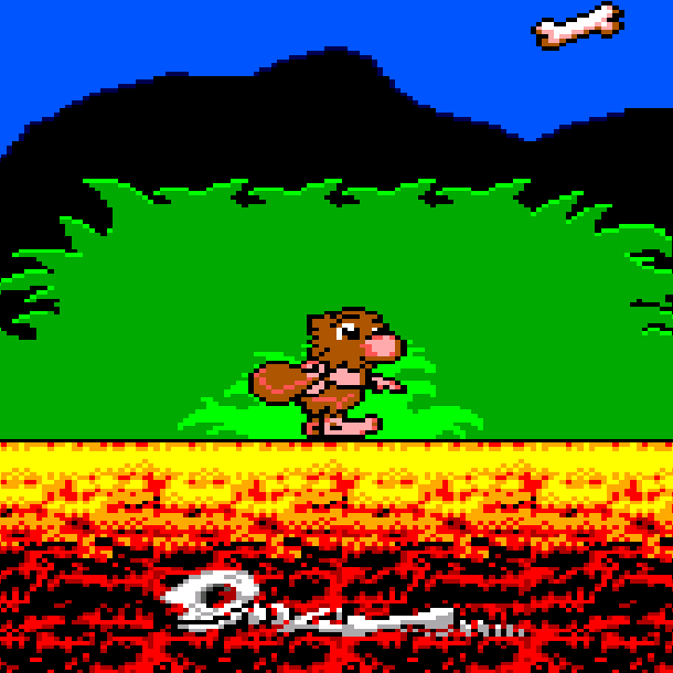 Big Nose the Caveman Camerica Codemasters NES Amiga Atari ST Sega Master System Prototype Xtreme Retro 3