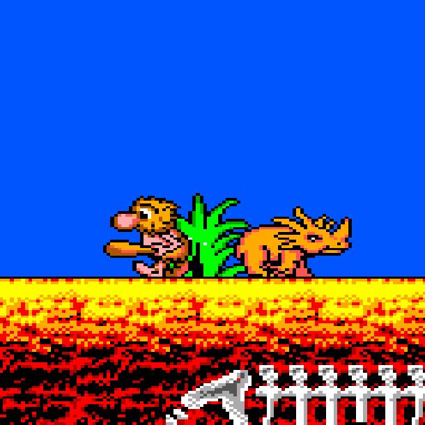 Big Nose the Caveman Camerica Codemasters NES Amiga Atari ST Sega Master System Prototype Xtreme Retro 4