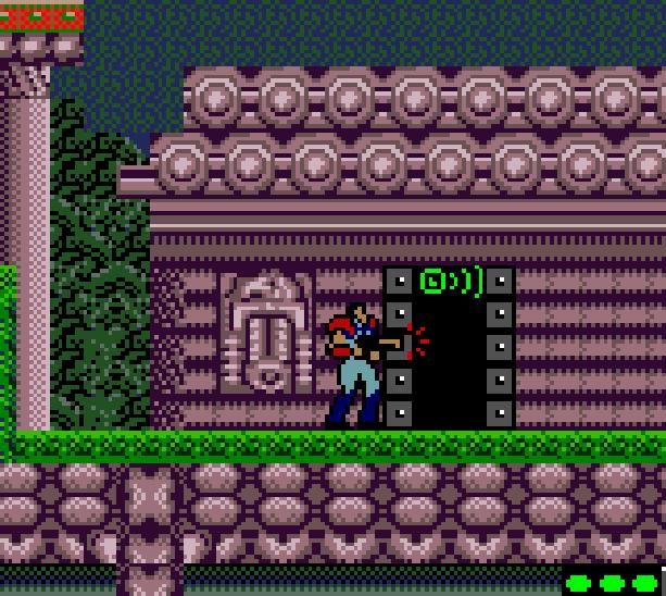 Bionic Commando Capcom Nintendo Game Boy Color Xtreme Retro 4