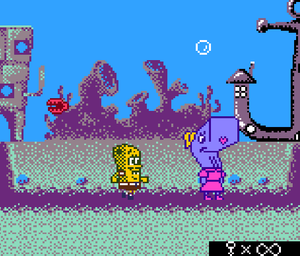 Bob Esponja Game Boy Color Xtreme Retro 6