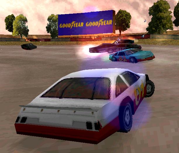 Destruction Derby 2 Psygnosis PlayStation PSOne PSX Xtreme Retro 2