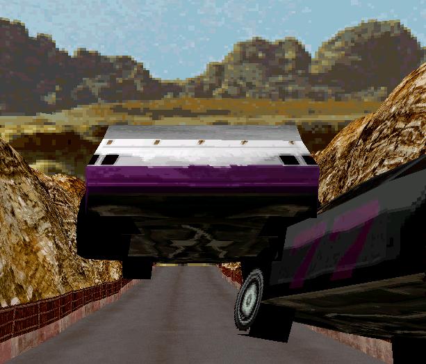 Destruction Derby 2 Psygnosis PlayStation PSOne PSX Xtreme Retro 3