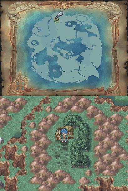 Dragon Quest VI Realms of Revelation Square Enix Nintendo DS NDS Akira Toriyama RPG Xtreme Retro 12