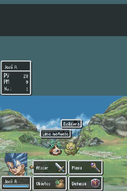 Dragon Quest VI Realms of Revelation Square Enix Nintendo DS NDS Akira Toriyama RPG Xtreme Retro 18