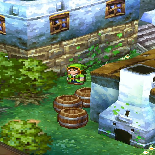 Dragon Quest Warrior VII PSOne RPG Xtreme Retro 6