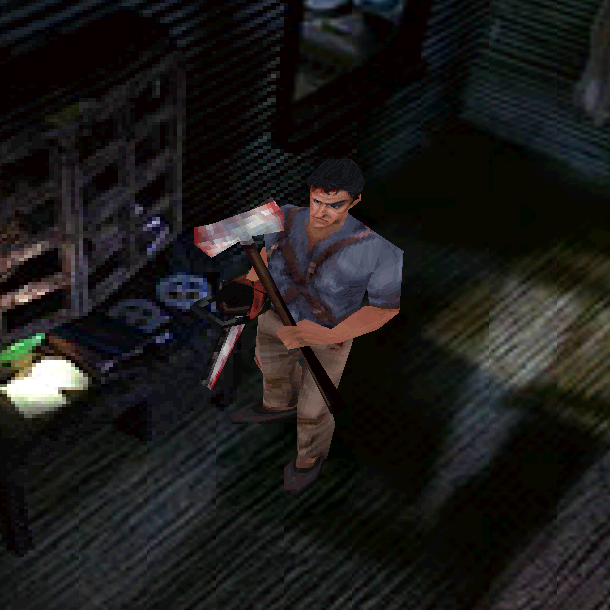 Evil Dead Hail to the King PlayStation PSX PSOne Dreamcast DC PC THQ Xtreme Retro 1