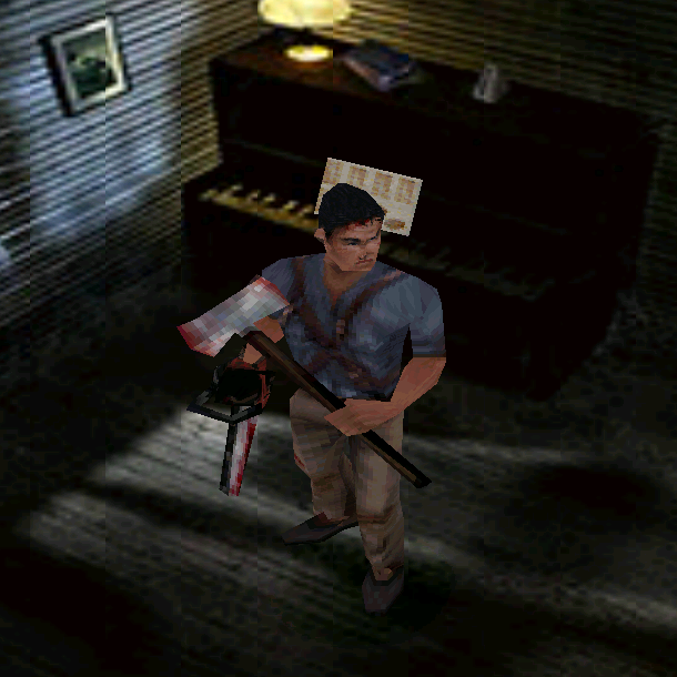 Evil Dead Hail to the King PlayStation PSX PSOne Dreamcast DC PC THQ Xtreme Retro 5
