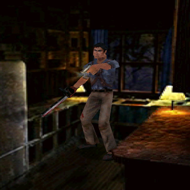 Evil Dead Hail to the King PlayStation PSX PSOne Dreamcast DC PC THQ Xtreme Retro 6