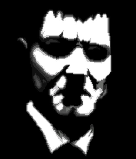 Gabe Logam Syphon Filter 3 Sony PlayStation PSX PSOne Pixel Art Xtreme Retro